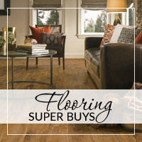 Big Savings On Flooring Super Buys
