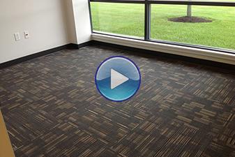 Commercial flooring by Abbey Carpet & Floor at Westfalia.