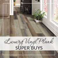 Save up to 60% on In-stock luxury vinyl at Wecker's Flooring Center in York.