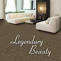 Featuring our exclusive carpet brand, Legendary Beauty.